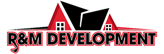 R & M Develpment Logo